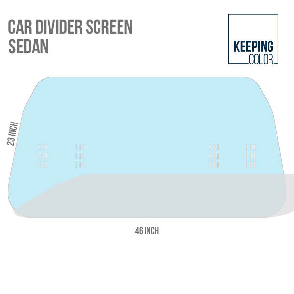 Car Divider Shield