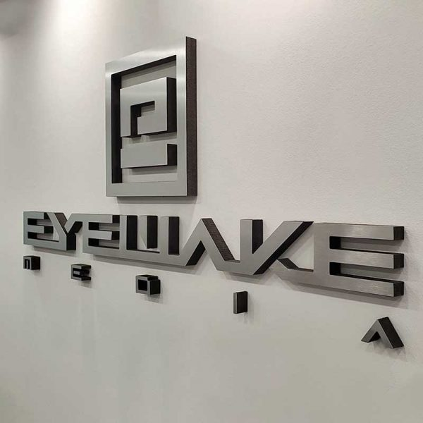 Metal Office Sign